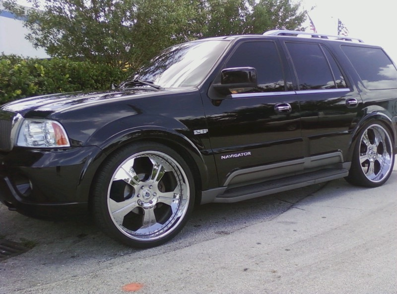 Another CandyStunneR 2004 Lincoln Navigator post... - 13065742