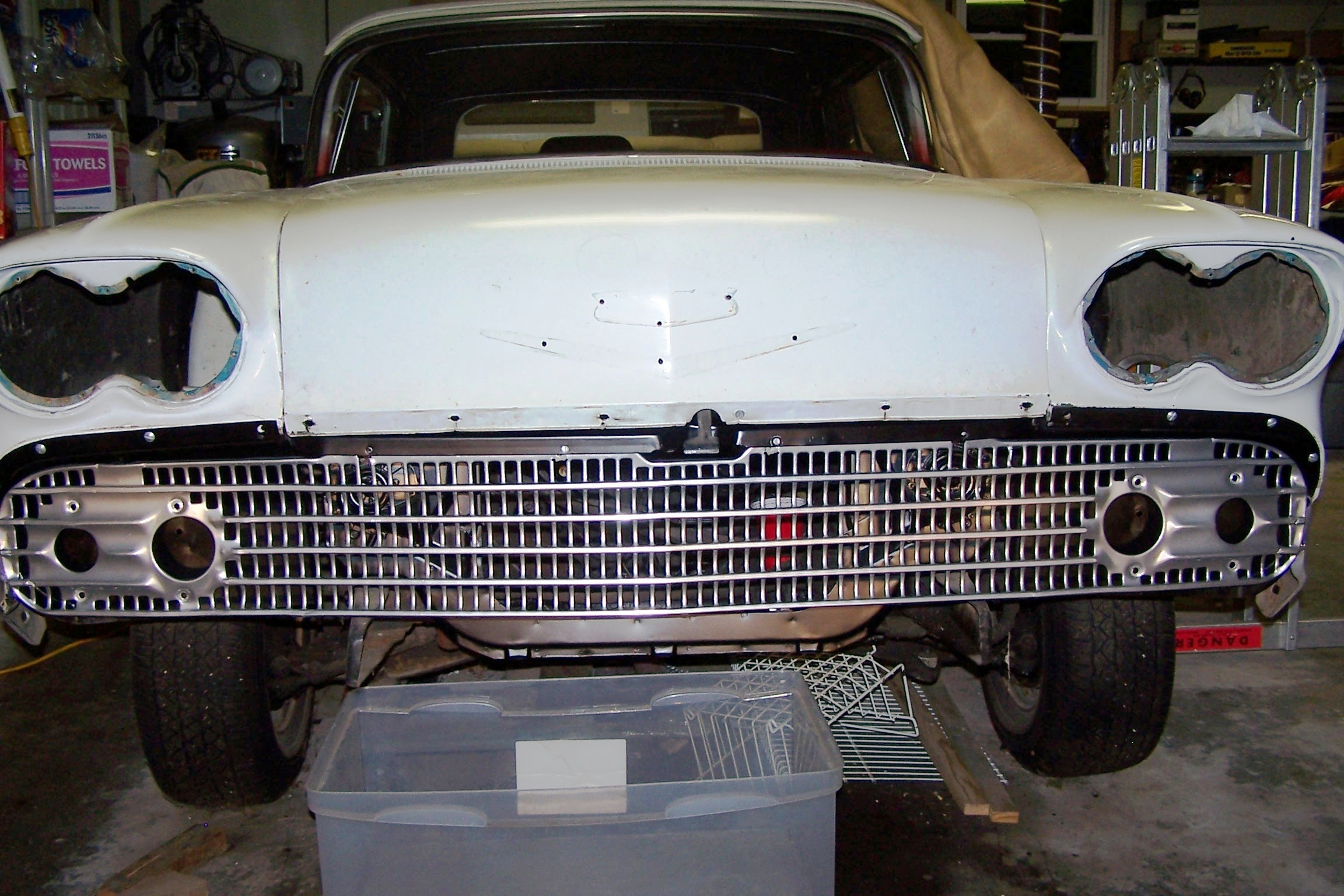 Another 3483x2 1958 Chevrolet Impala post... - 13495773
