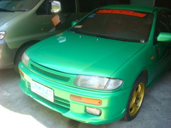 rolandogutierrezs 1997 Mazda 323