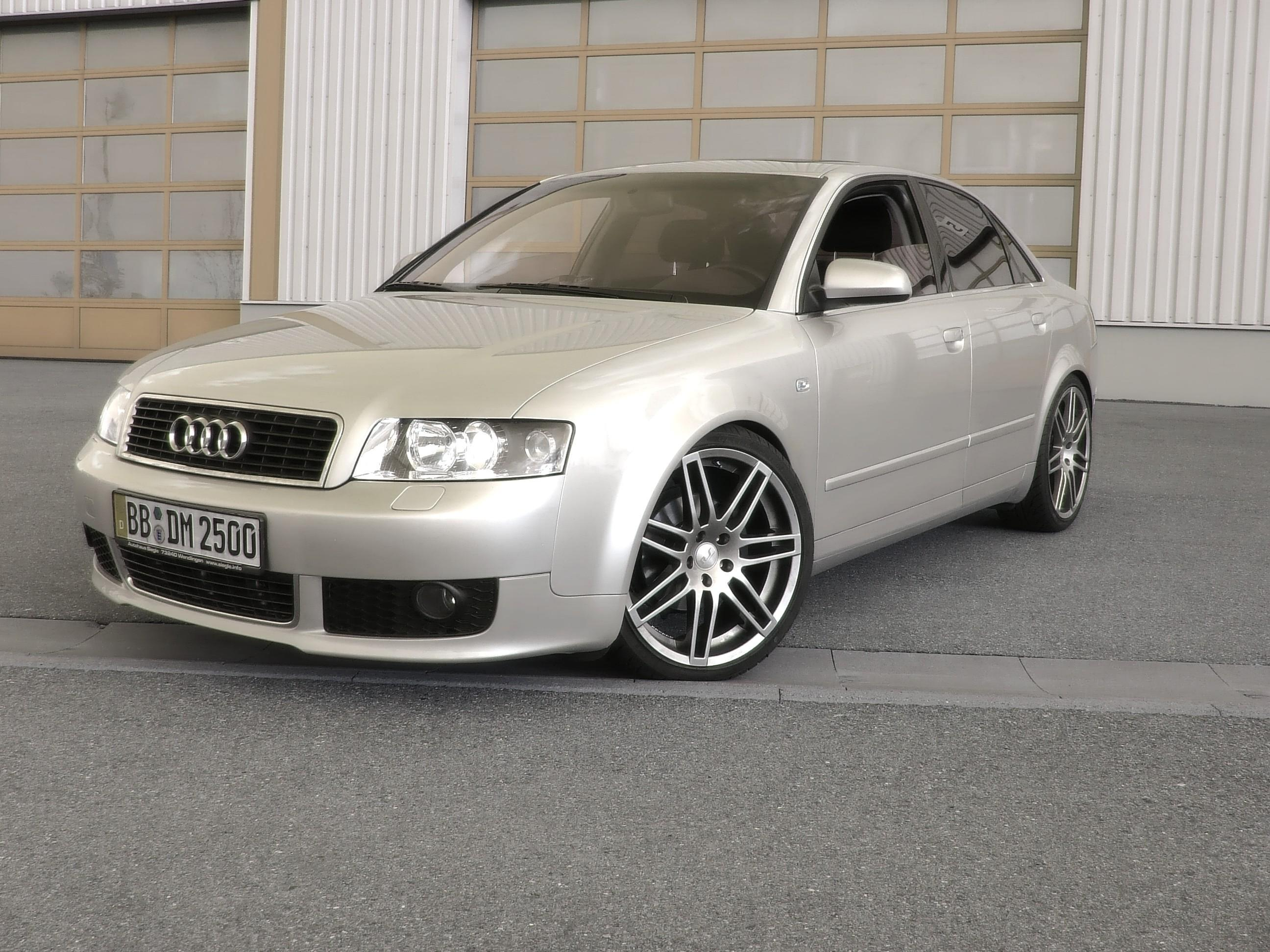 mitka 2001 audi a4 specs photos modification info at cardomain. Black Bedroom Furniture Sets. Home Design Ideas