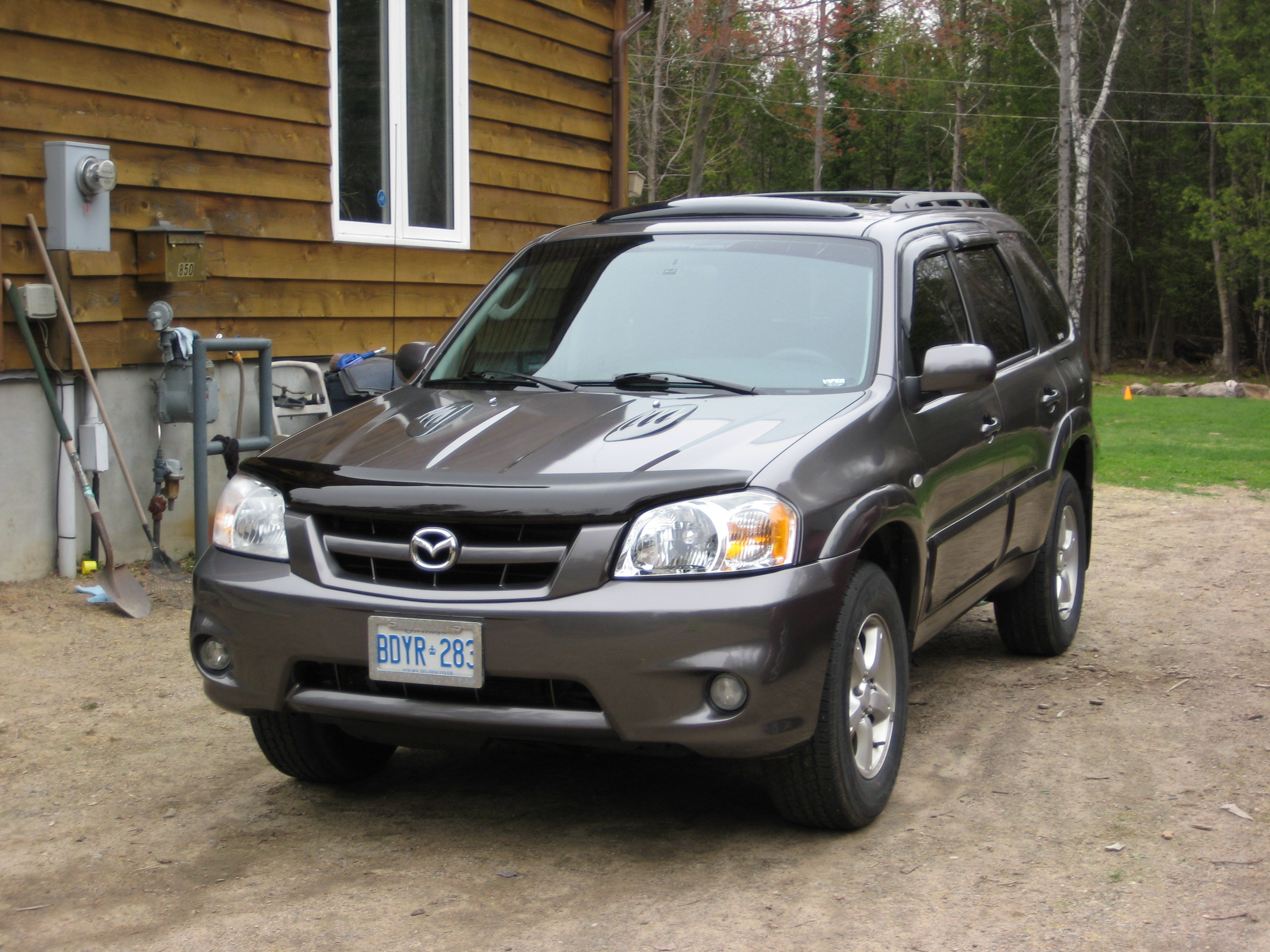 cane0401 2006 mazda tribute specs photos modification. Black Bedroom Furniture Sets. Home Design Ideas