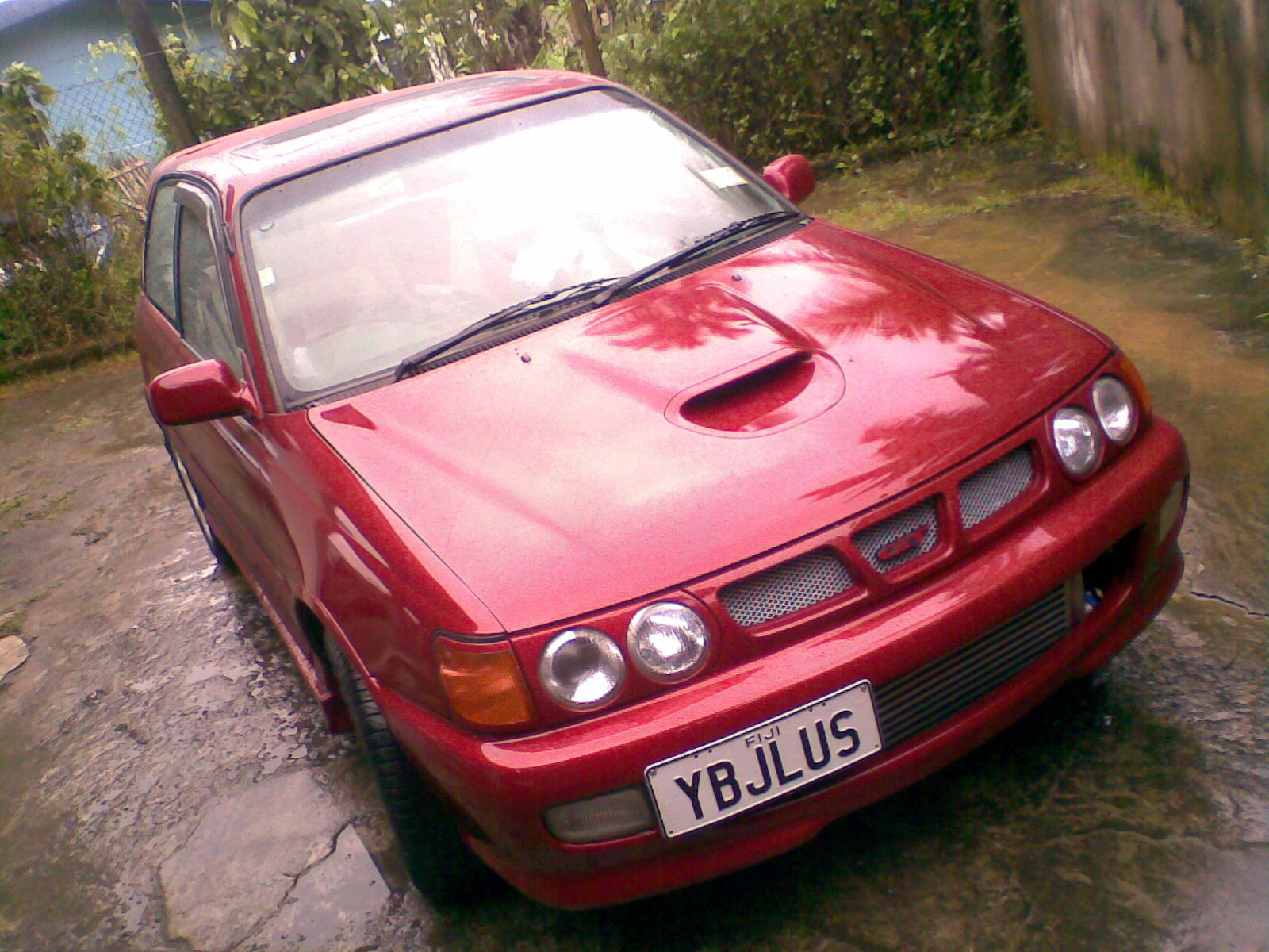 Another krishan 1995 Toyota Starlet post... - 13077436