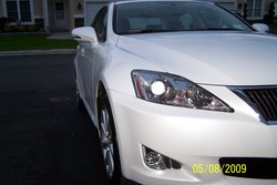 THIG2 2009 Lexus IS