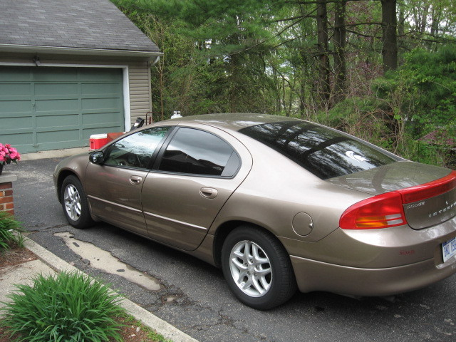 Abart1 2002 Dodge Intrepid Specs Photos Modification