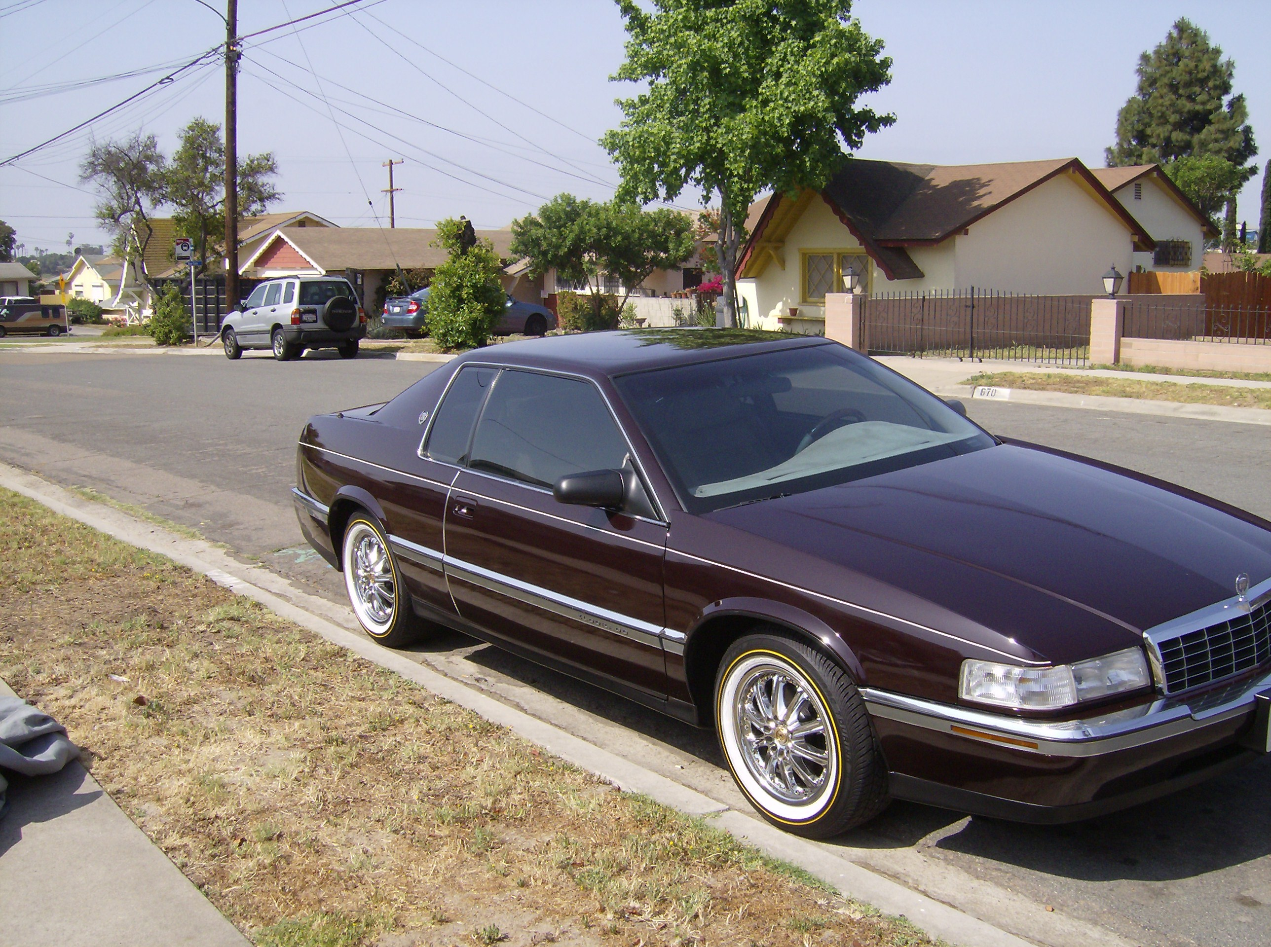 earl100 1992 cadillac eldorado specs photos modification info at cardomain cardomain