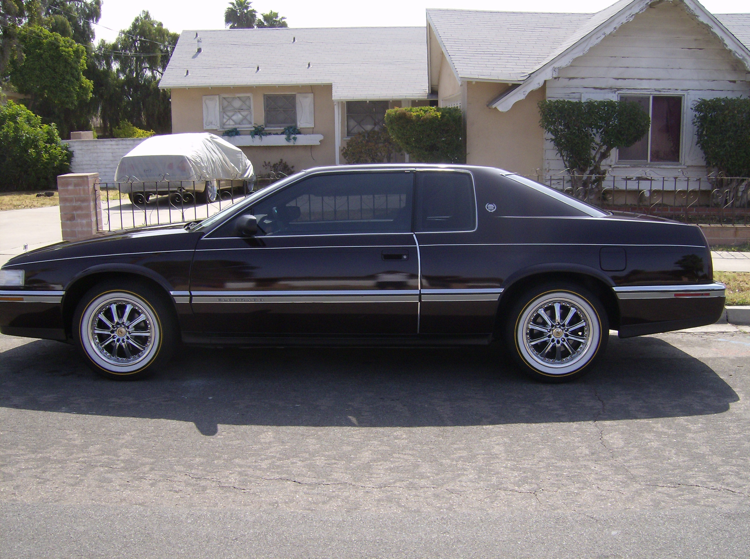 Earl100 1992 Cadillac Eldorado Specs Photos Modification Info At