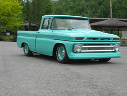 Diocustoms 1963 chevy truck