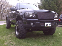 2008 ford ranger regular cab - Lifted 2008 Ford Ranger