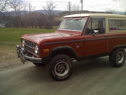 xXFord_GuyXxs 1970 Ford Bronco