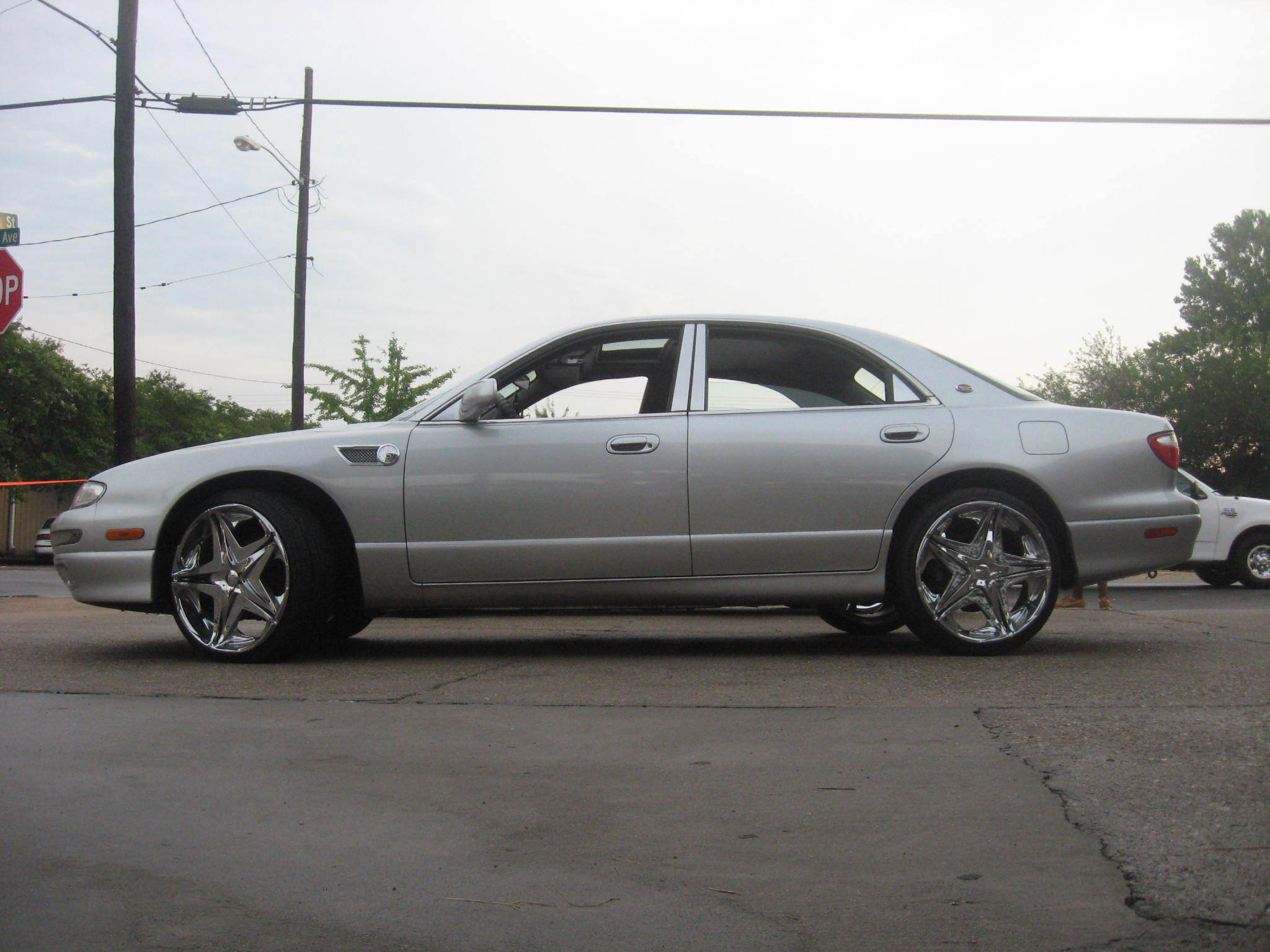 trentwallace2 2000 mazda millenia specs, photos, modification info