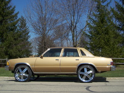 Malibudonks 1980 Chevrolet Malibu