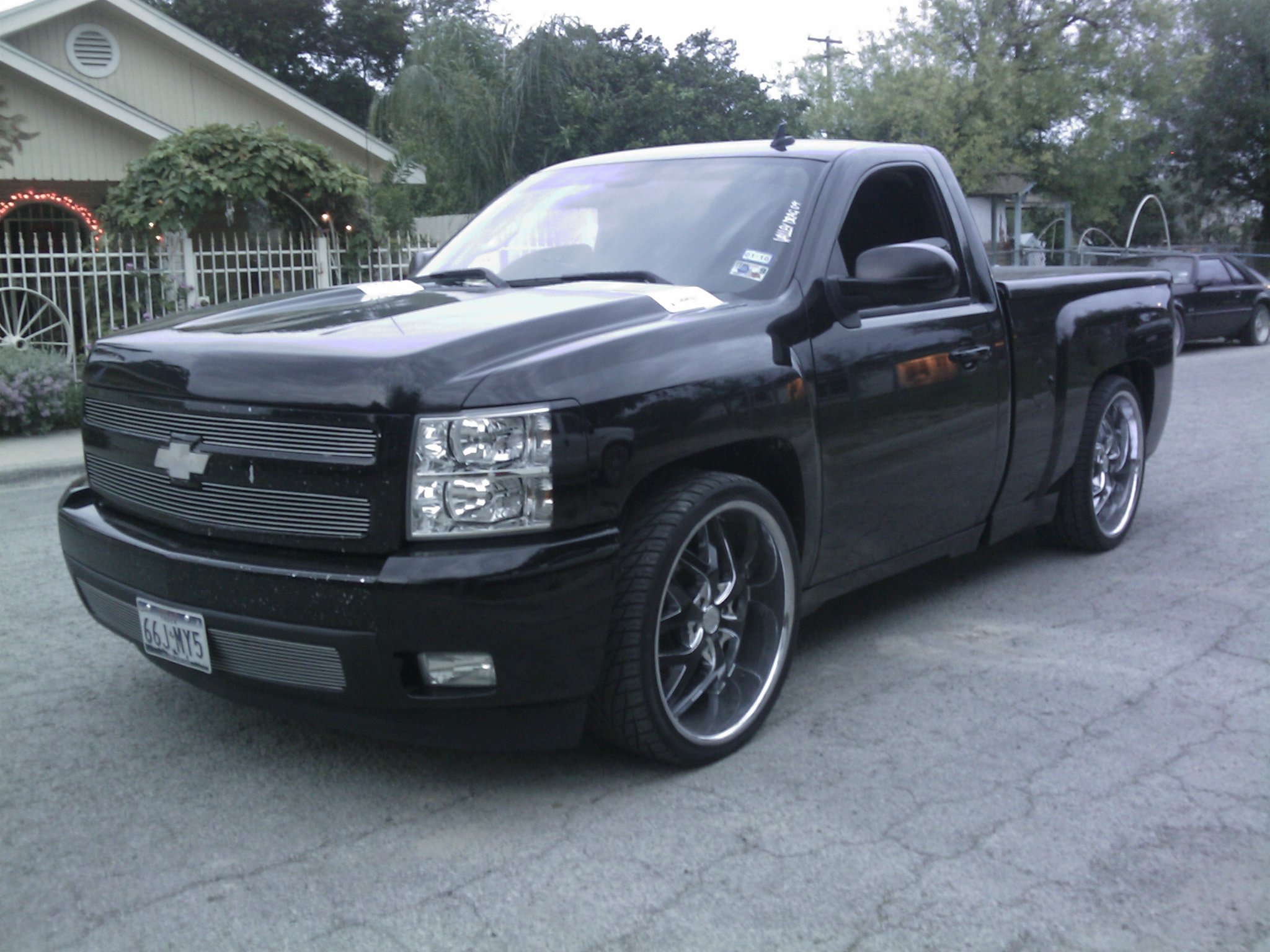 2015 Chevy Reaper >> xxkrazy8ballxx's 2007 Chevrolet Silverado 1500 Regular Cab in M!$$!ON, TX