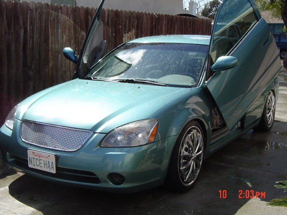 Another CALIDONK 2002 Nissan Altima post... - 9553902