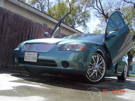 Another CALIDONK 2002 Nissan Altima post... - 9553905