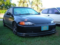 BahamianTuners 1994 Honda Civic