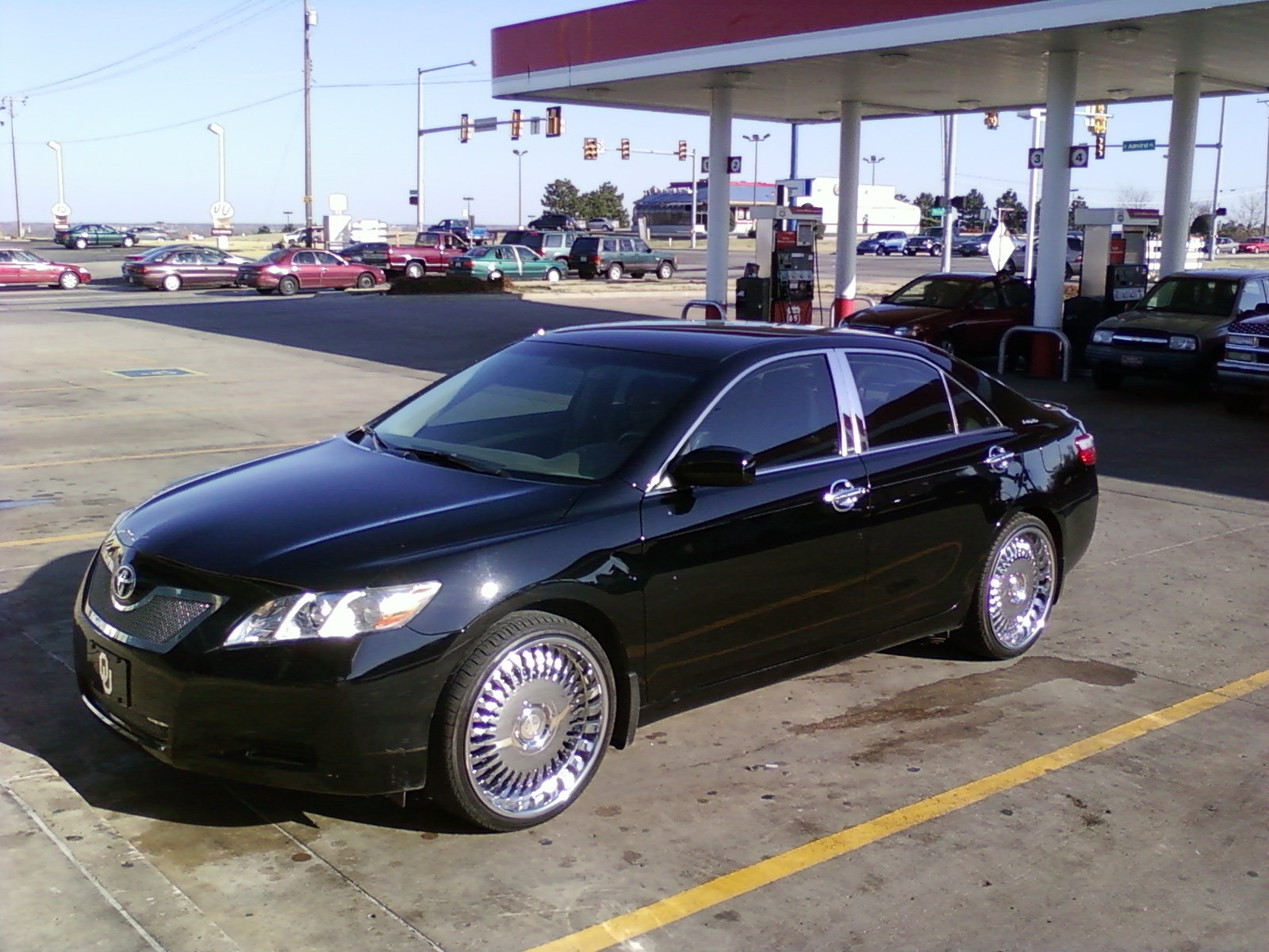 Another mo4dave78 2007 Toyota Camry post... - 13074273