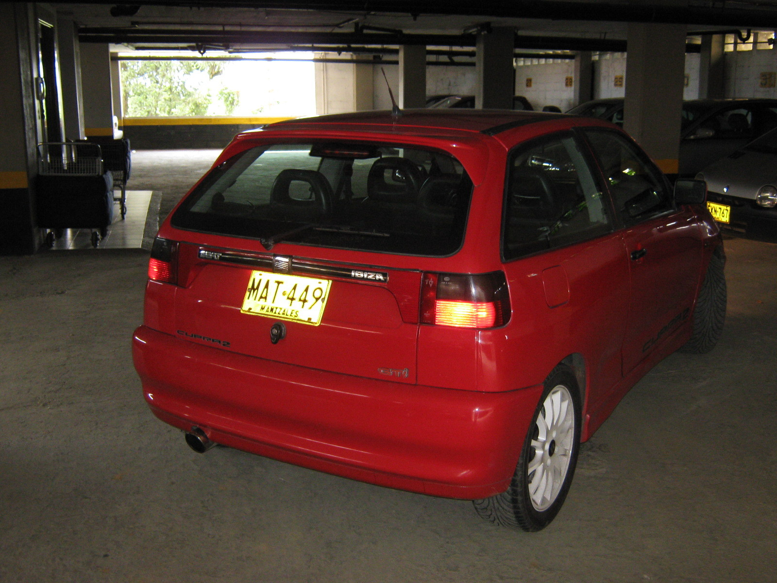cupra449 1998 seat ibiza specs photos modification info at cardomain. Black Bedroom Furniture Sets. Home Design Ideas