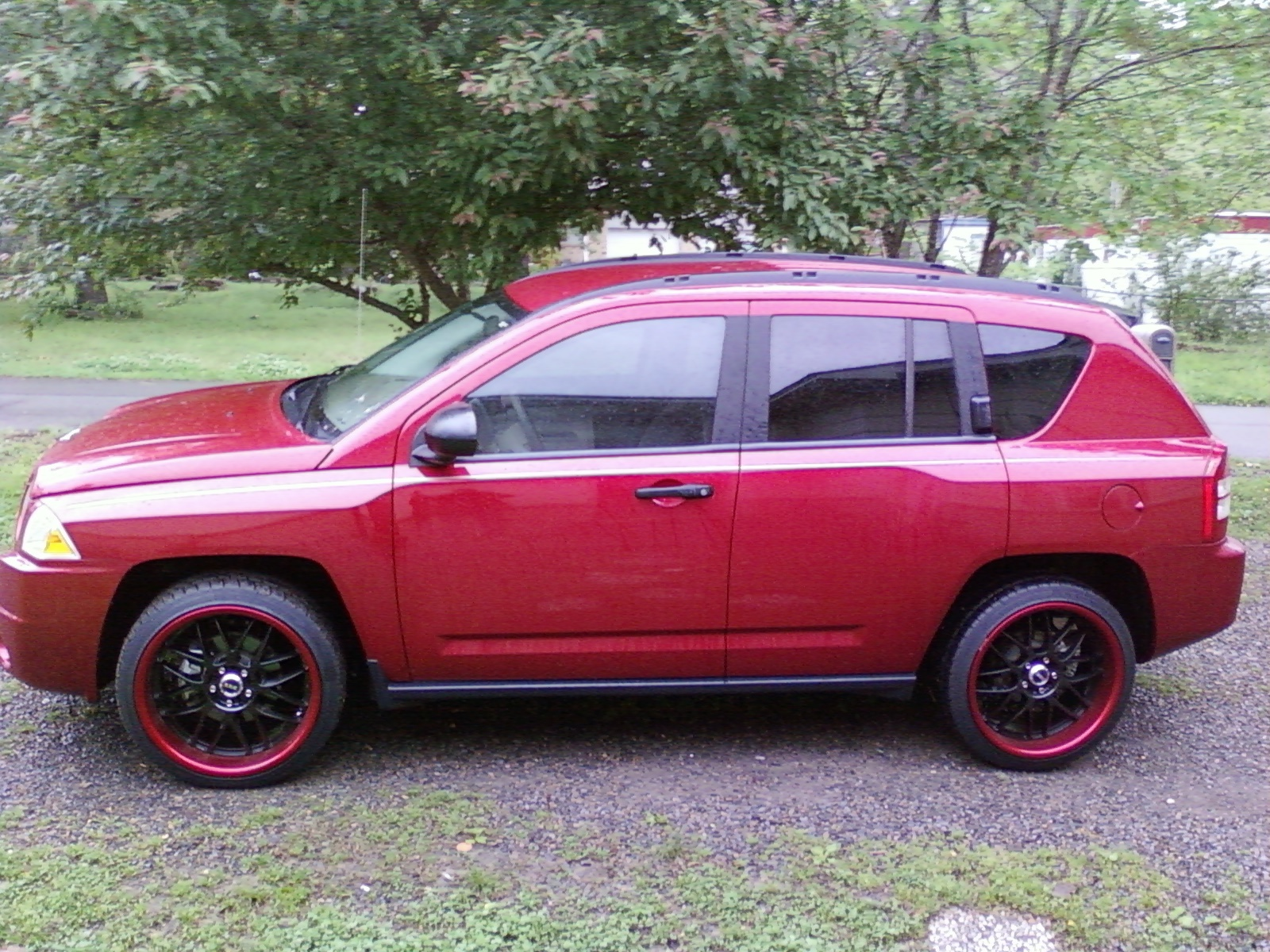 Another mo4dave78 2007 Jeep Compass post... - 13074448
