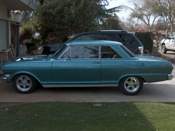 oldskool59s 1963 Chevrolet Nova