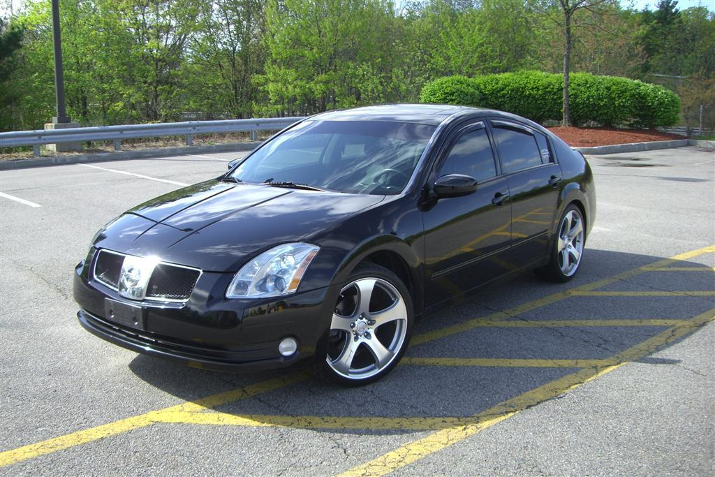 Wolf4882 2004 Nissan Maxima Specs Photos Modification Info At