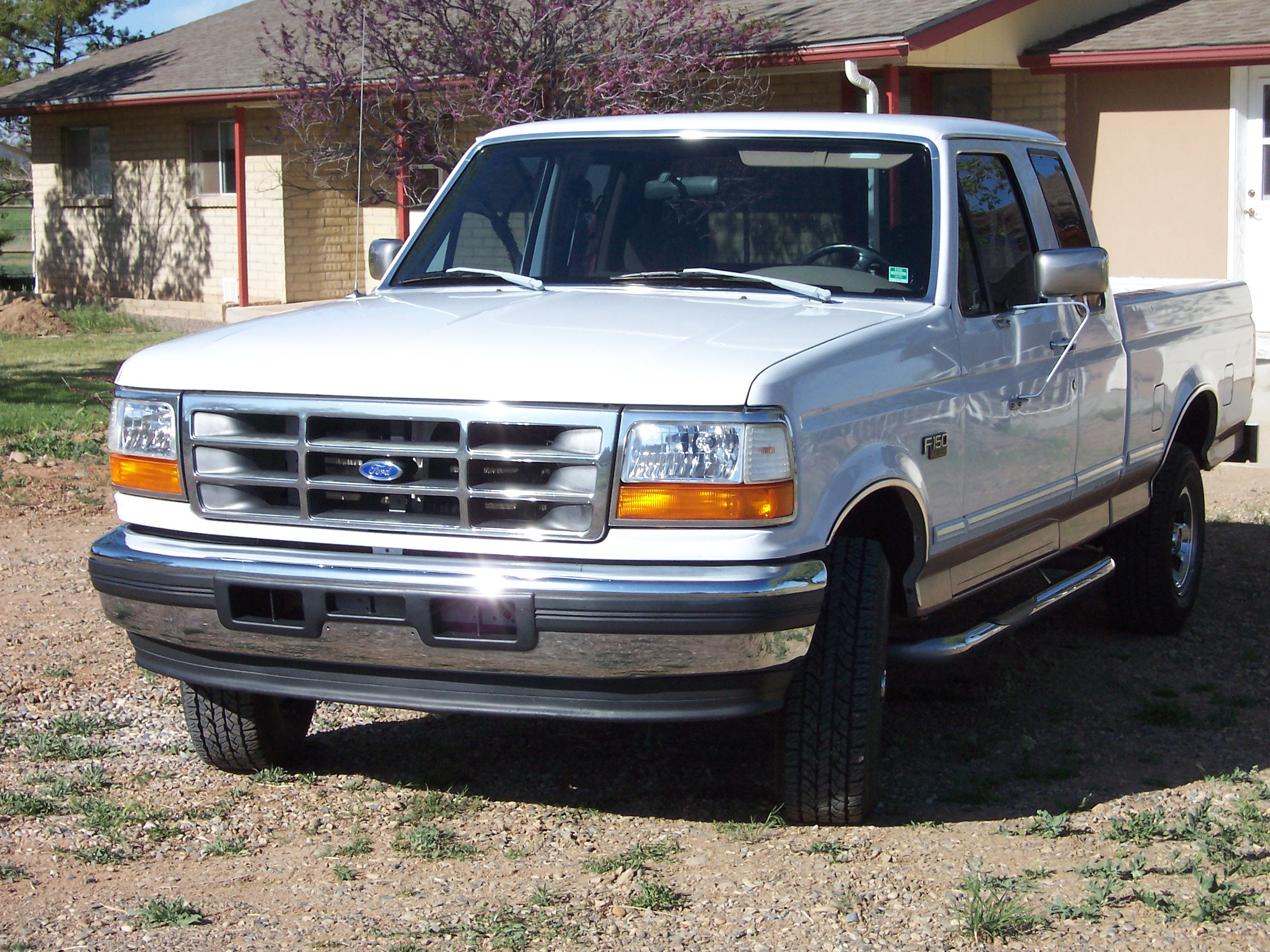 F150 Double Cab >> CL302 1996 Ford F150 Super Cab Specs, Photos, Modification Info at CarDomain