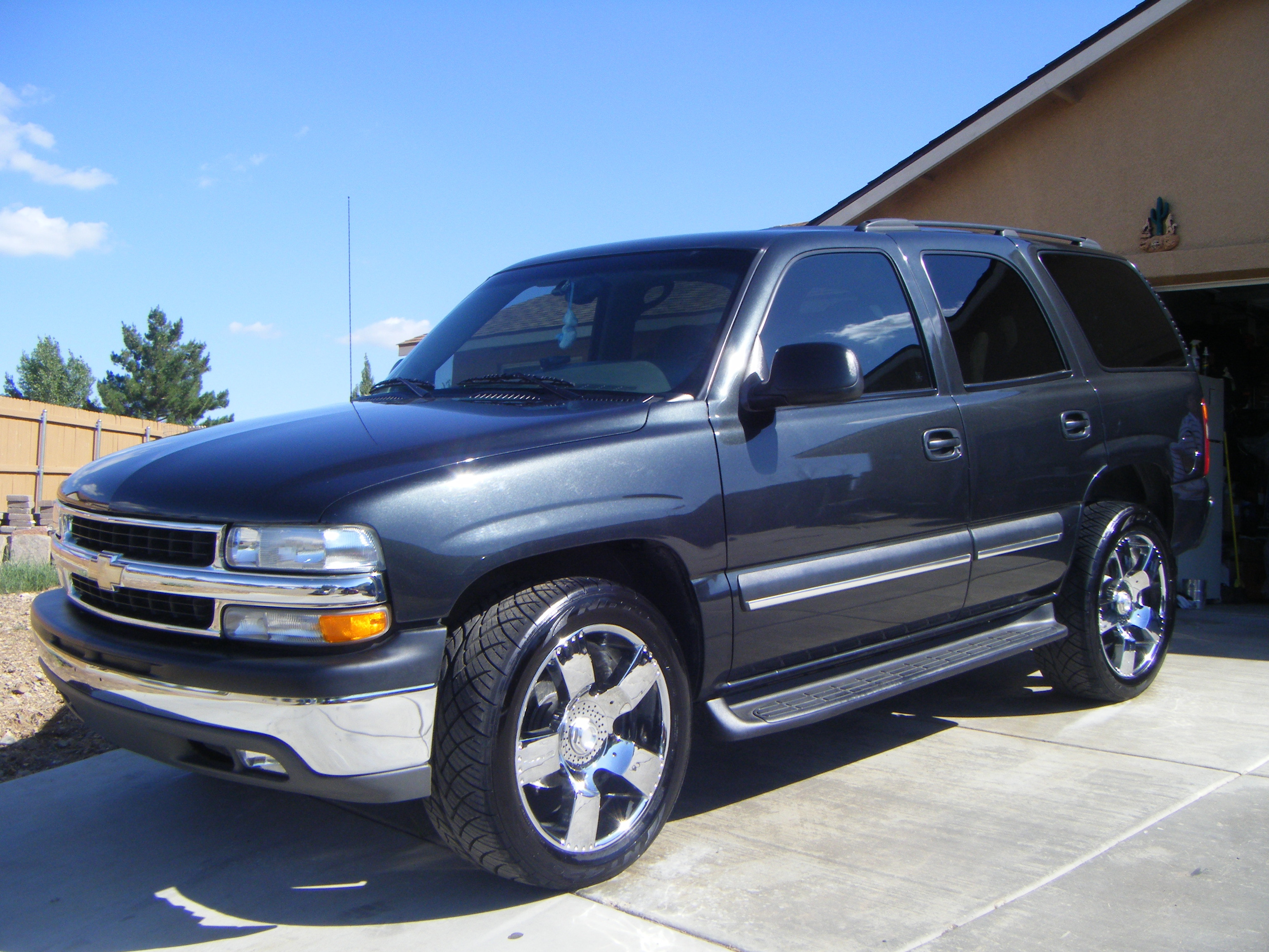 Another haskel310 2003 Chevrolet Tahoe post... - 13077028