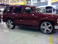 rapbernardos 2002 Chevrolet Tahoe