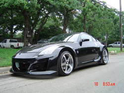 zack82ms 2006 Nissan 350Z