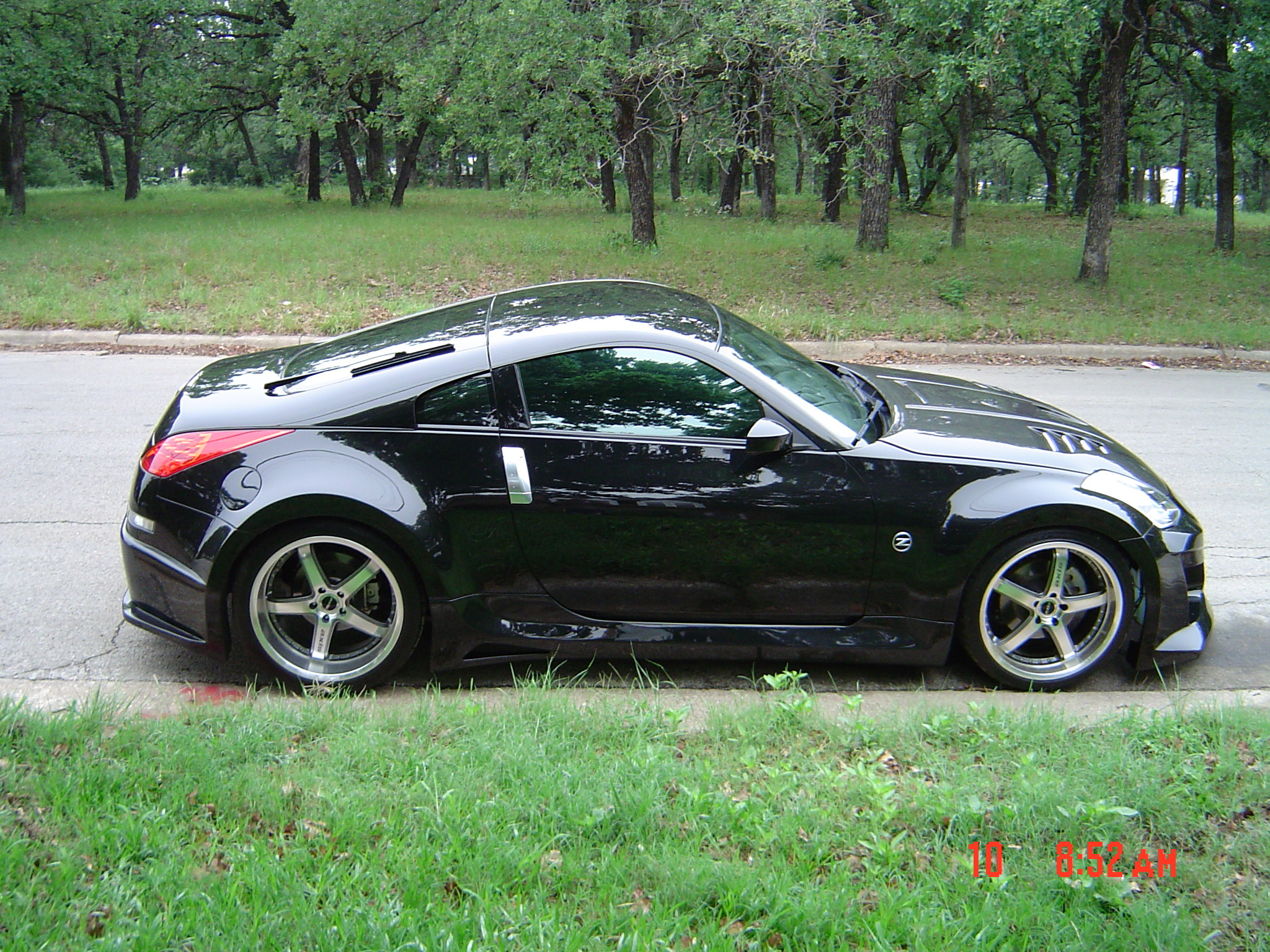 Zack82m 2006 Nissan 350z Specs Photos Modification Info At Cardomain