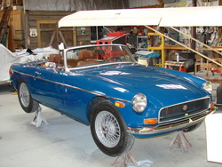 62mgamk2s 1972 MG MGB