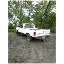 Hick-Nicks 1989 Dodge D150 Club Cab