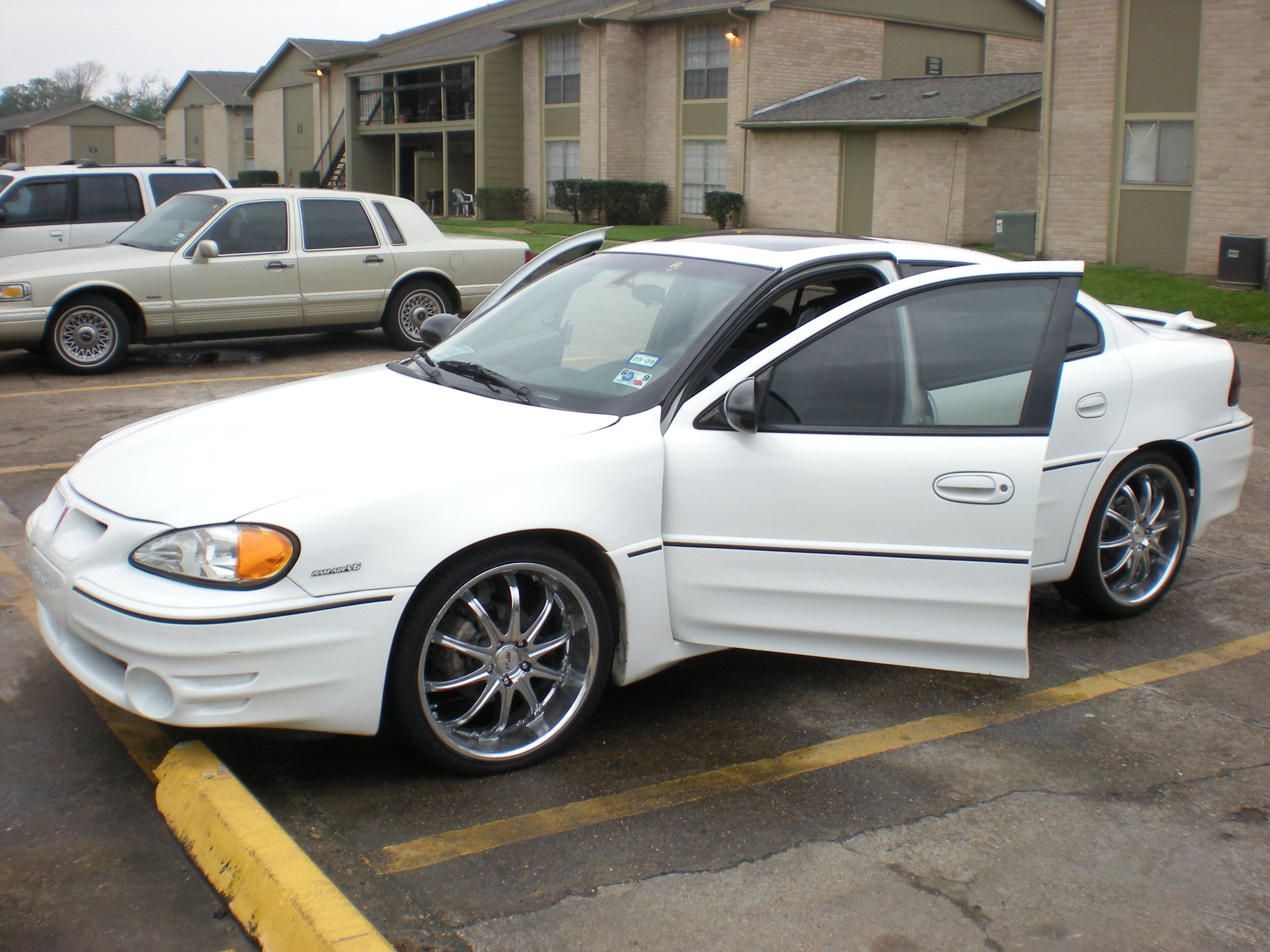 rparker ace 2002 pontiac grand am specs photos. Black Bedroom Furniture Sets. Home Design Ideas