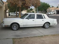 lowlow6 1985 Lincoln Town Car