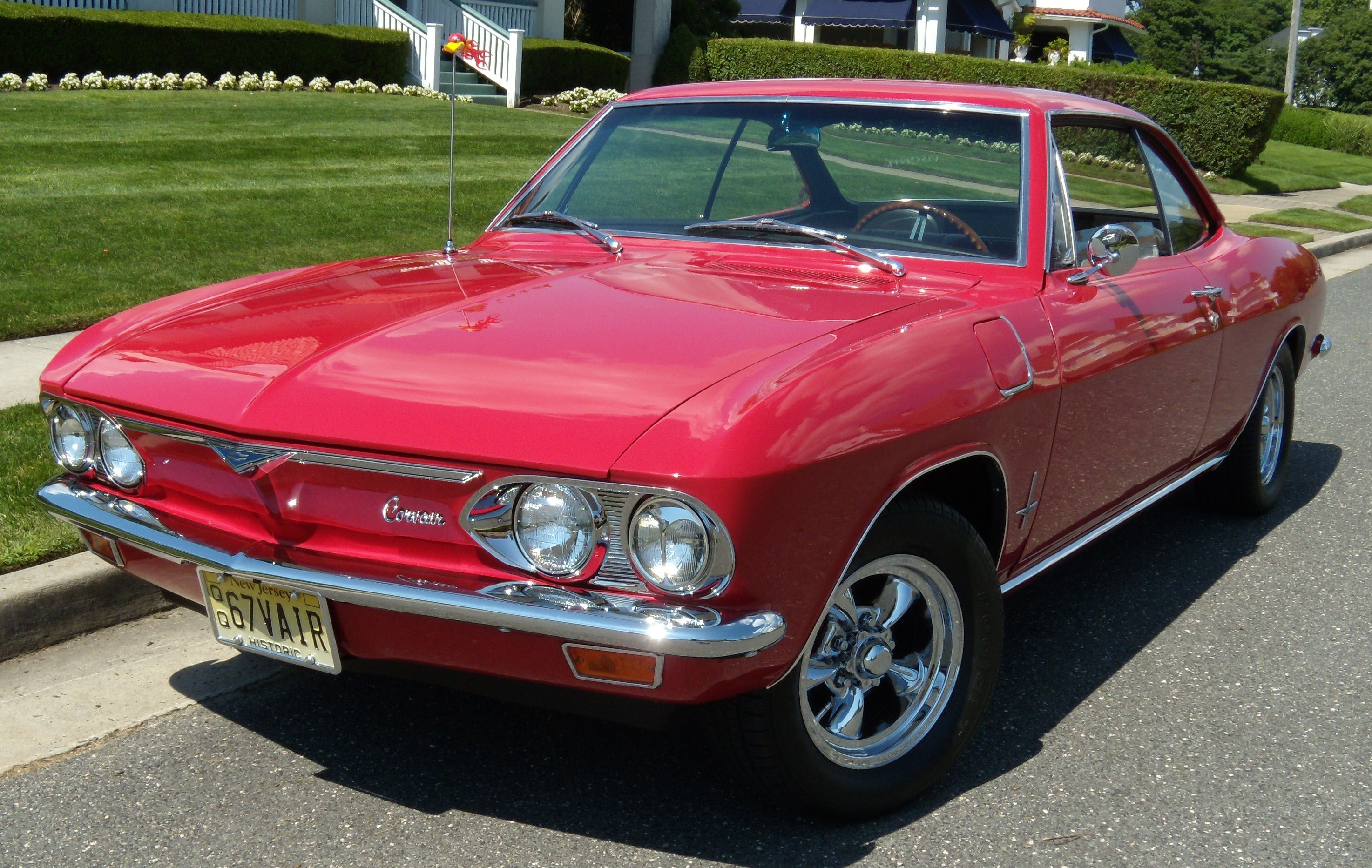 Joepad 1967 Chevrolet Corvair Specs Photos Modification