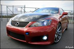 rebote05 2008 Lexus IS F