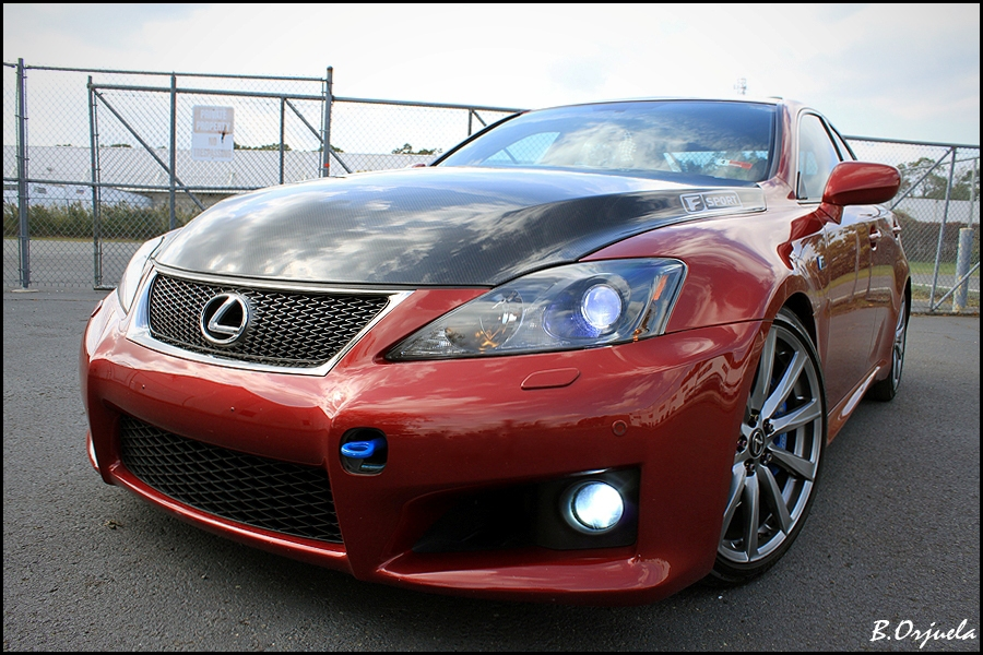 rebote05 2008 Lexus IS F 13080680