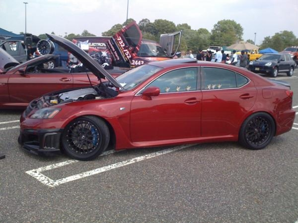 rebote05 2008 Lexus IS F 13080683