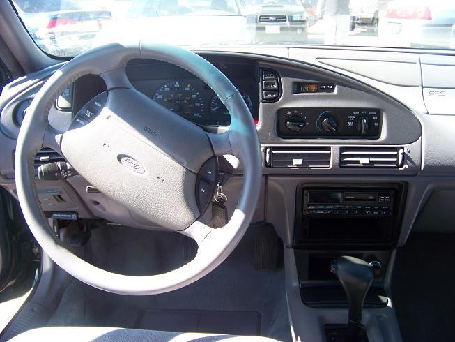 Idriveford 1994 Ford Taurus Specs Photos Modification