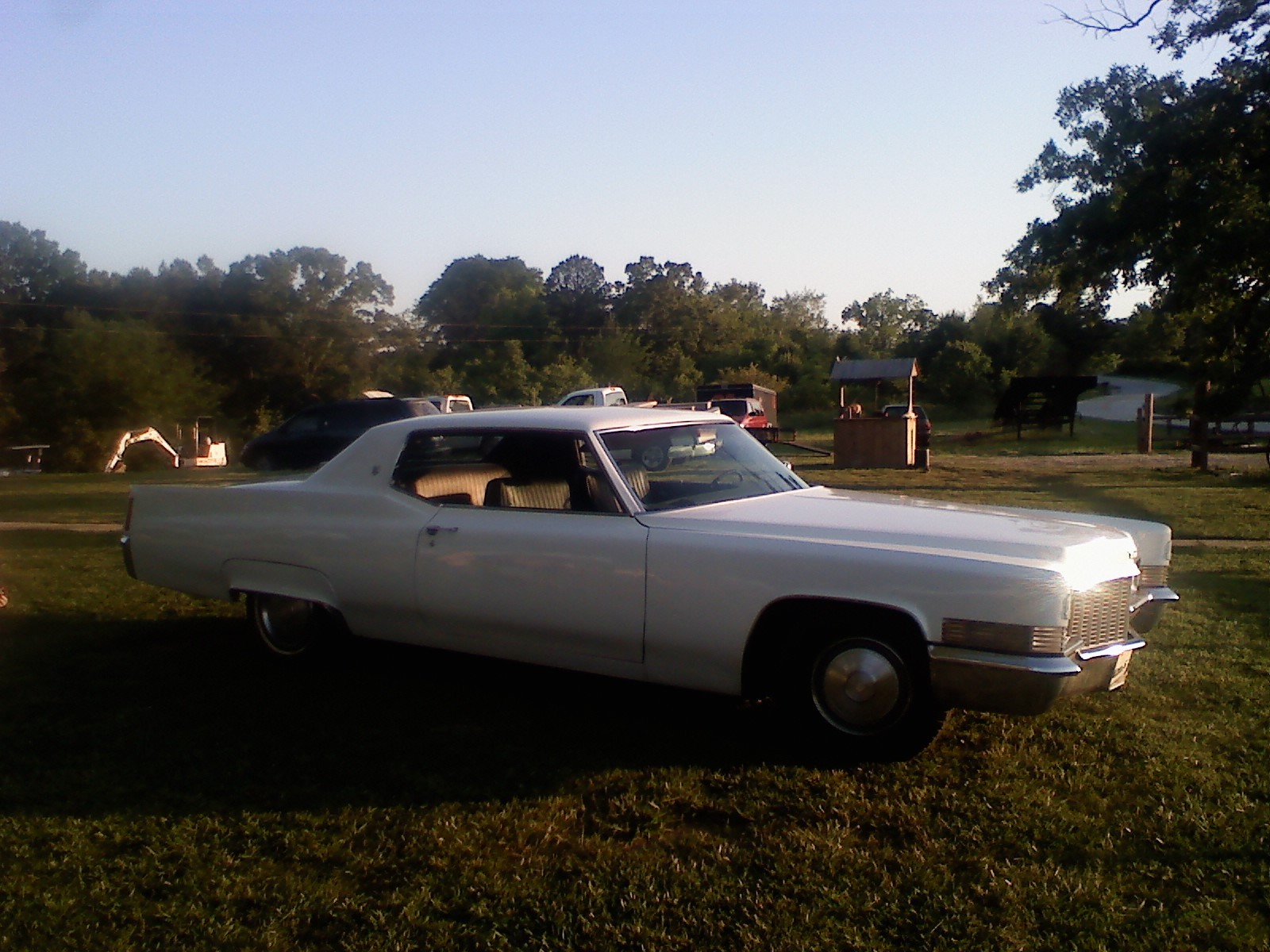 Another stonewall541a 1970 Cadillac DeVille post... - 13080980