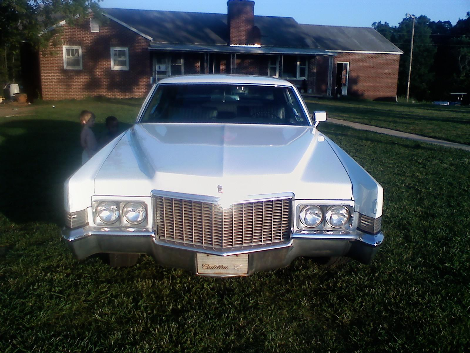 Another stonewall541a 1970 Cadillac DeVille post... - 13080982