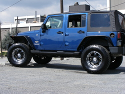 Junior338822s 2009 Jeep Wrangler