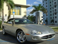WhiplashWallys 1998 Jaguar XK Series