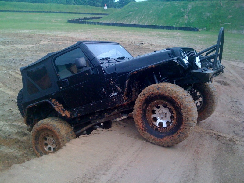 Another SouthernJeep14 2003 Jeep Rubicon post... - 13085633
