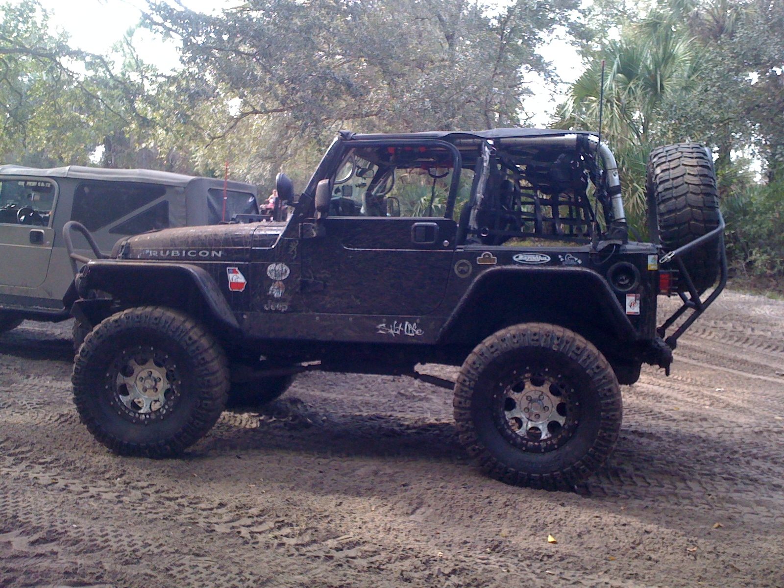 Another SouthernJeep14 2003 Jeep Rubicon post... - 13085647