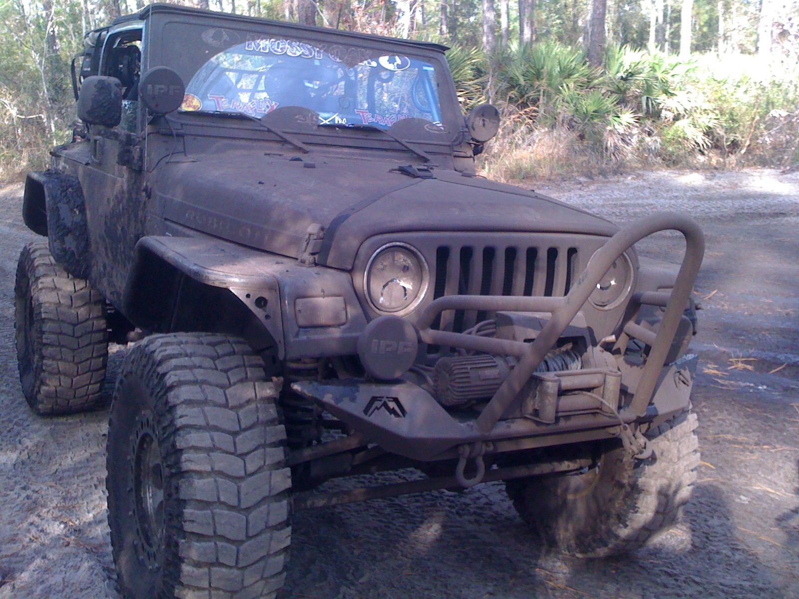 Another SouthernJeep14 2003 Jeep Rubicon post... - 13085648