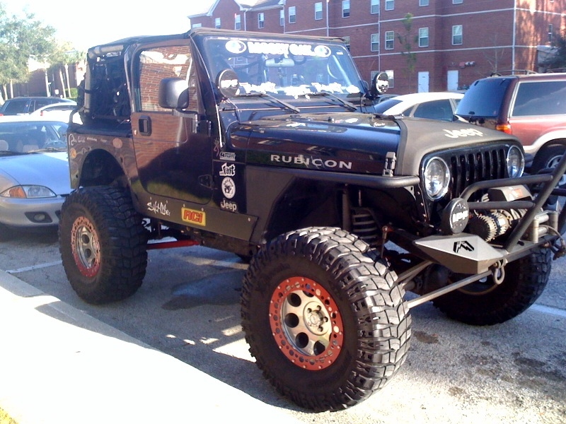 southernjeep14 2003 jeep rubicon specs photos. Black Bedroom Furniture Sets. Home Design Ideas