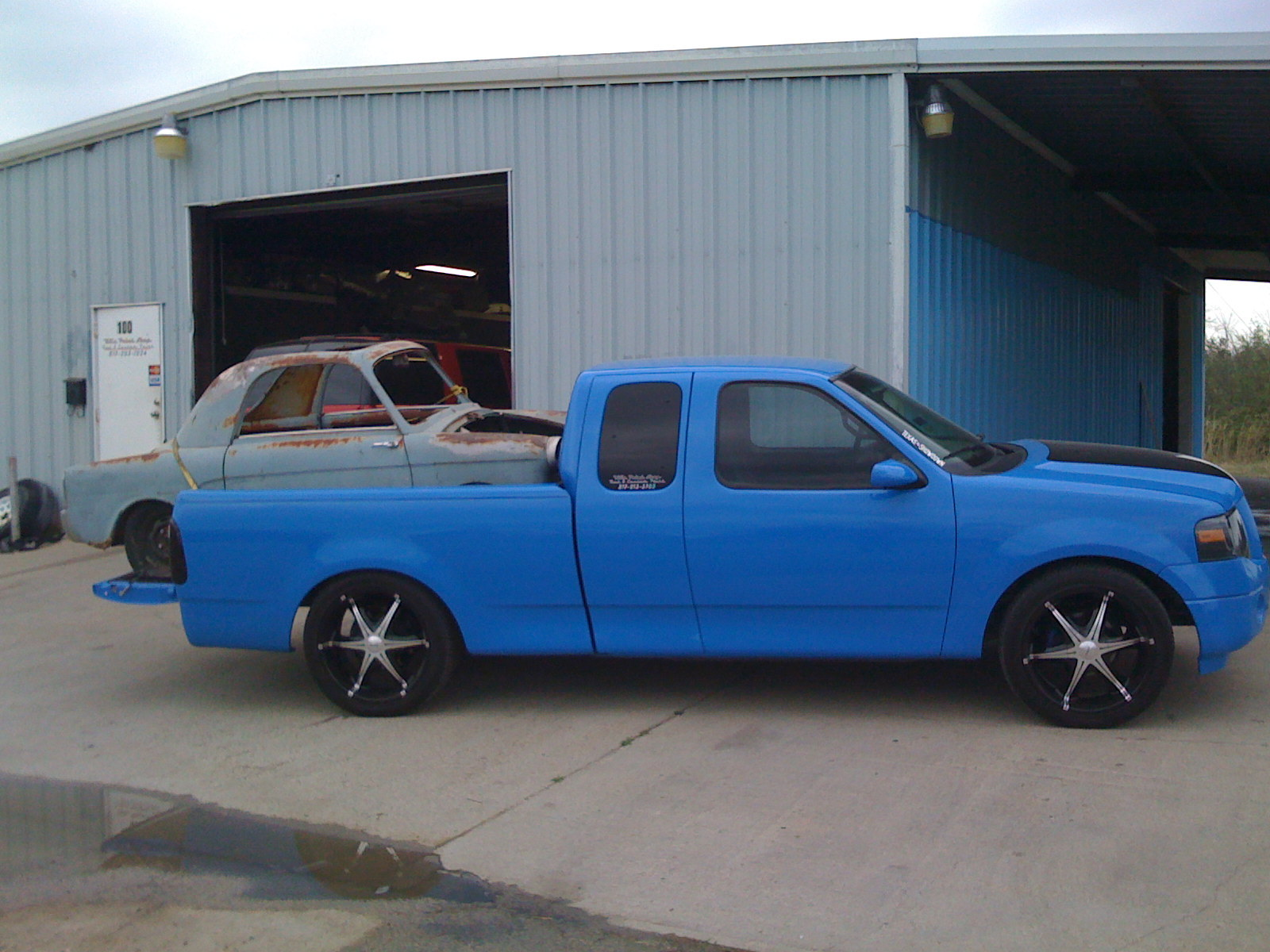 Another dollafiddy 2001 Ford F150 Super Cab post... - 13083181