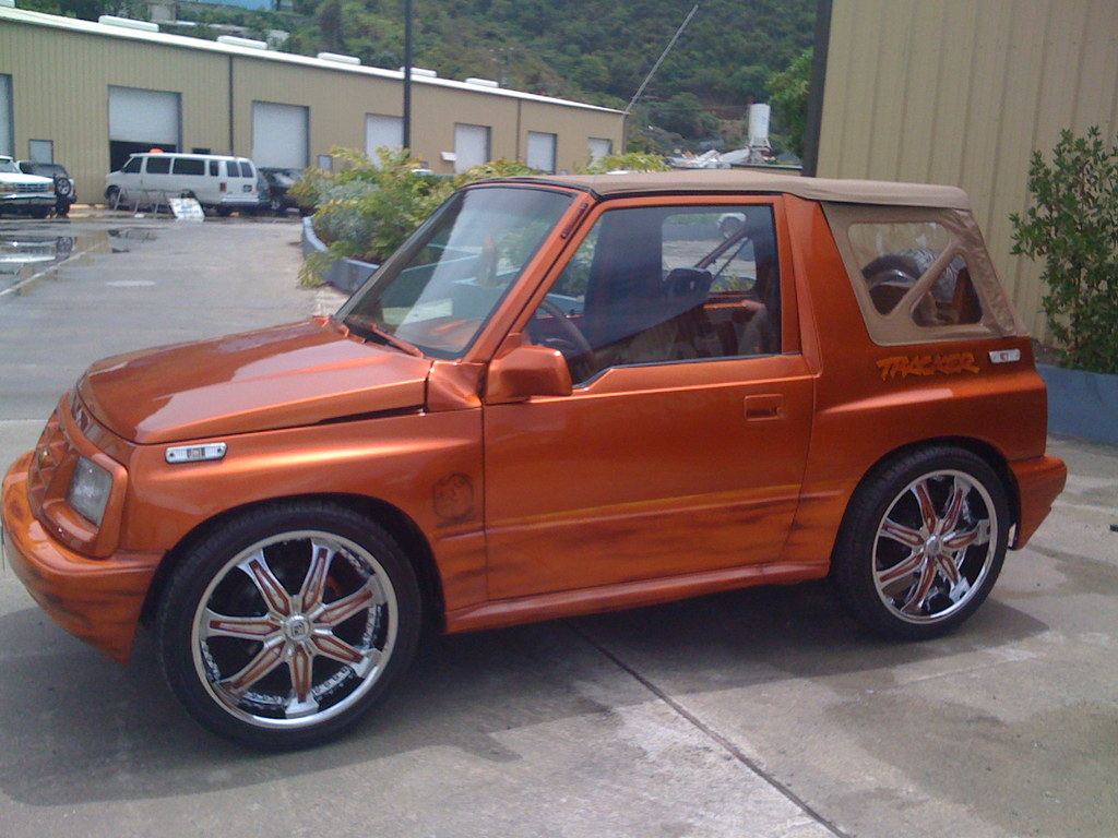 ricky ross 1998 geo tracker specs photos modification info at cardomain. Black Bedroom Furniture Sets. Home Design Ideas