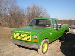 MustangCbr1993s 1985 Ford F150 Regular Cab