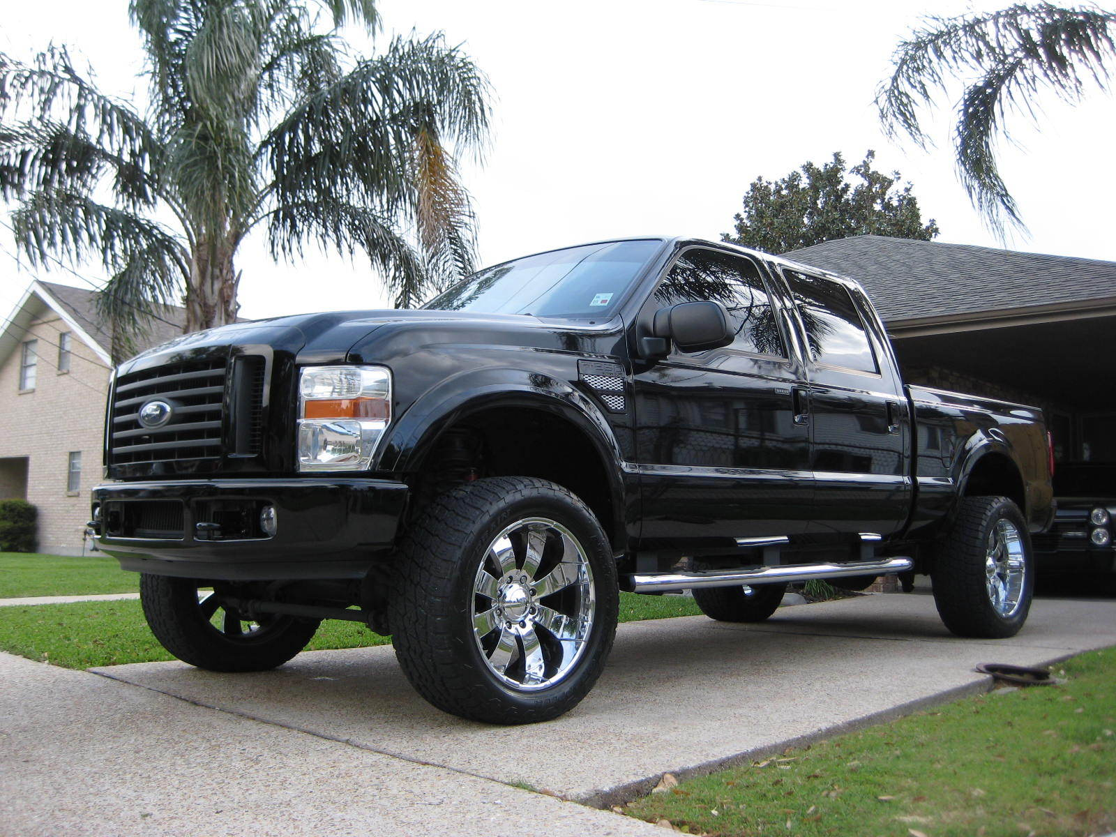 66lac 2008 ford f250 super duty crew cab specs photos modification info at cardomain. Black Bedroom Furniture Sets. Home Design Ideas